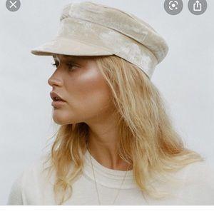Lack of Color Velveteen hat!